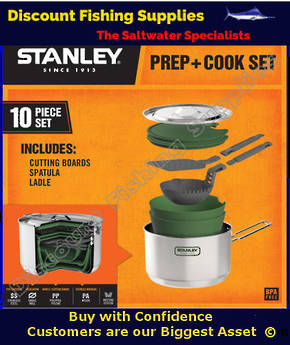 Stanley Adventure Prep and Cook Set (Lifetime Warranty)