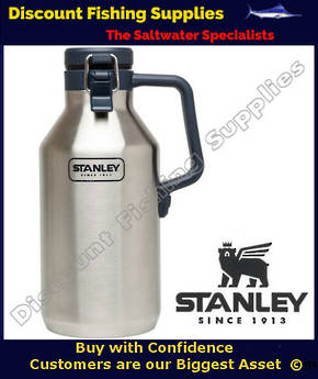 STANLEY ADVENTURE STEEL GROWLER 64OZ/1.9L