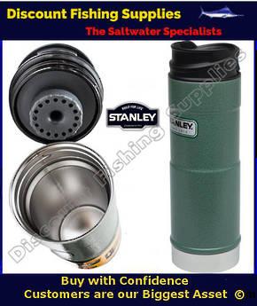 Stanley Classic Vacuum Mug 12oz 1-Hand (LIFETIME WARRANTY)