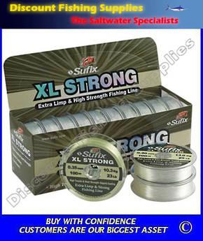 Sufix XL Strong - 43lb X 300m