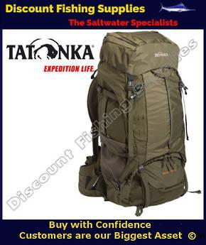 Tatonka  Bison 75+10 RECCO Pack - Olive