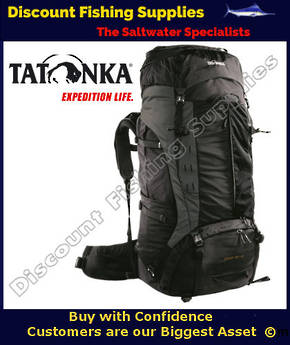 Tatonka  Bison 90+10 RECCO Pack - Black