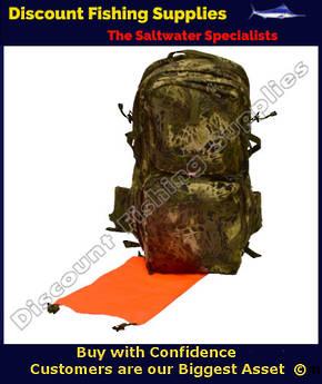 Tatonka Stealth Hunting Pack 35+10L Camo