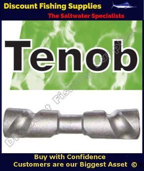 Tenob Aluminium Self Centring Trailer Roller - 281mm X 65mm