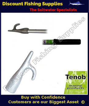 Tenob Boat Hook 1.8m with Aluminium Head