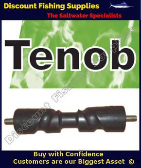 Tenob Self Centring Trailer Roller with Shaft - 350mm X 70mm