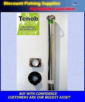 Tenob Standard Water Ski Pole With Flat Plate