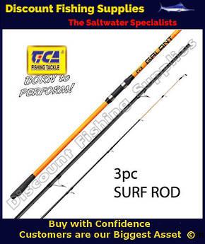 "TiCA Galant 14'6"" Surf Rod - 100-220g 3pc"