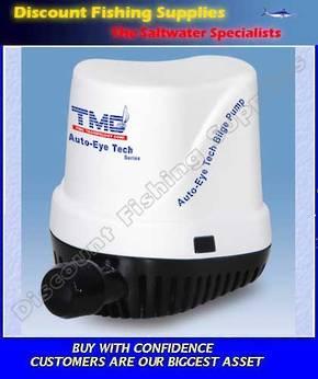 Bilge Pump - TMC - 1500GPH Automatic