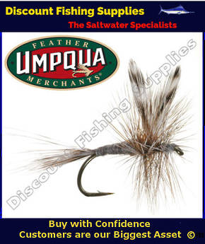 Umpqua Adams #16 Fly