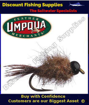 Umpqua BTB Hare and Copper #14 Fly