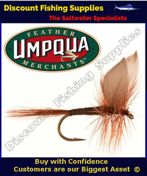 Umpqua Dads Favourite #12 Fly