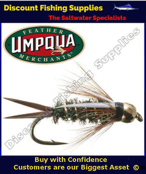 Umpqua GB Prince Nymph #14 Fly