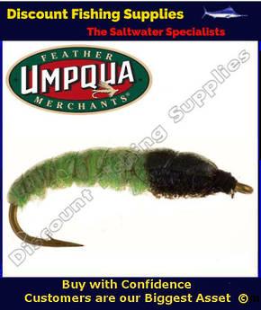 Umpqua Magic Caddis Green #14 Fly