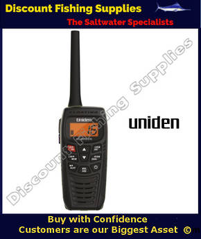 Uniden - Atlantis 270 Handheld VHF - Floating