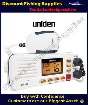 Uniden - UM355 Marine VHF Radio