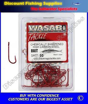 Wasabi Bait Hooks - Economy Pack