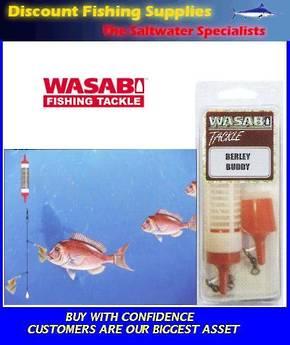 Wasabi Berley Buddy - Rigged