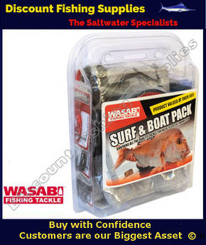 Wasabi Surf And Boat Pack