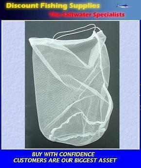 Whitebait Bucket Bag