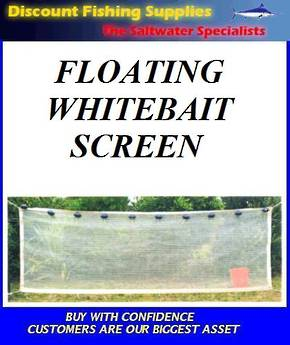Floating Screen 3m (KiwiMesh)