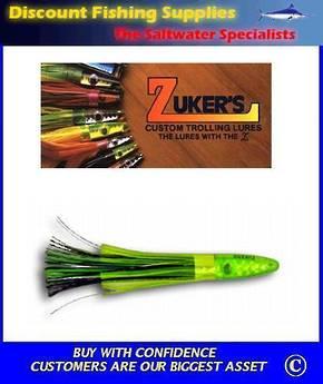 "Zuker's 6"" - Grass Trolling Lure - ZG16"