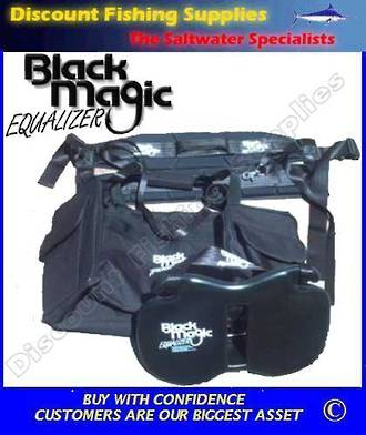 Black Magic Equalizer Gimbal /& Harness Gimble