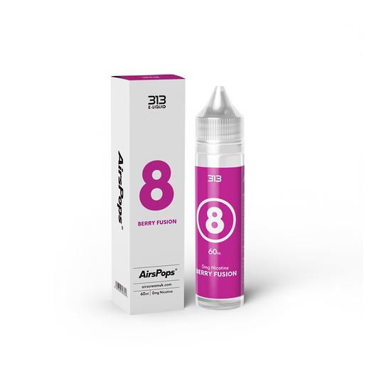 Airscream 313 E-LIQUID Berry Fusion 60ml