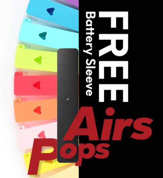 Airscream Kit+Free Battery Sleeve