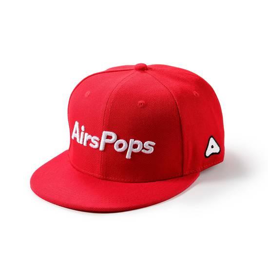 AIRSCREAM AirsPops Cap Red