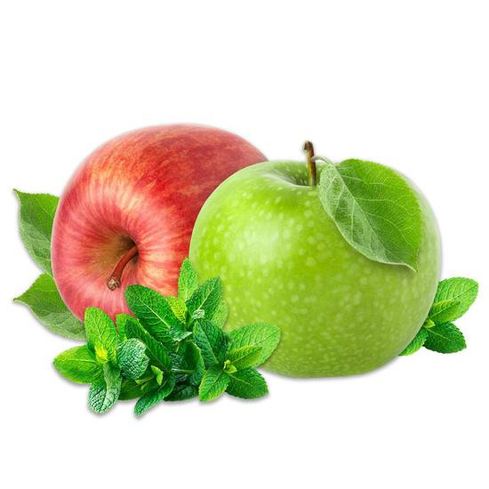 Double Apples Mint - Al Fakher Shisha tobacco 50g