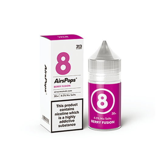 Airscream 313 E-LIQUID Berry Fusion 30ml 4.0%