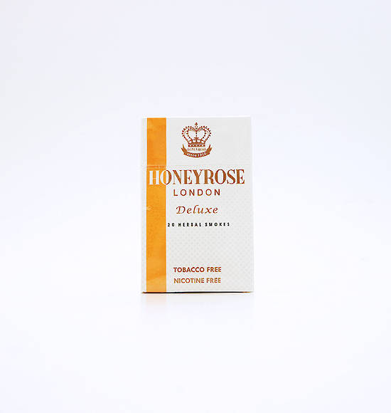 Honeyrose De Luxe Herbal Cigarettes 20s
