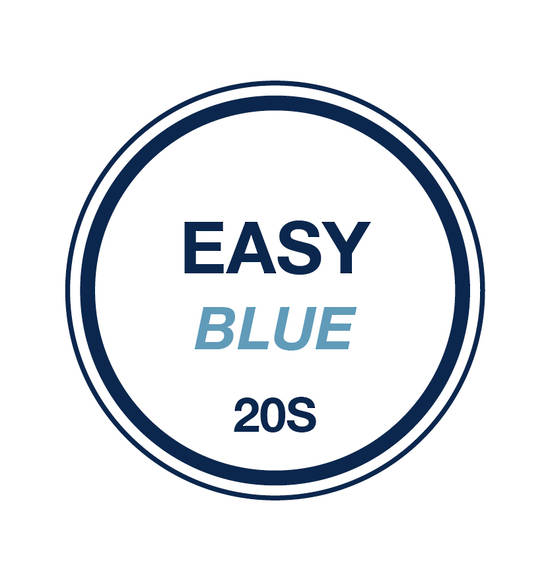Easy Blue 20s