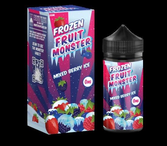 Frozen Fruit Monster Mixed Berry Ice 100ml