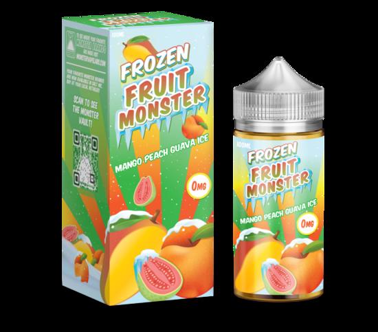 Frozen Fruit Monster Mango Peach Guaval Ice 100ml
