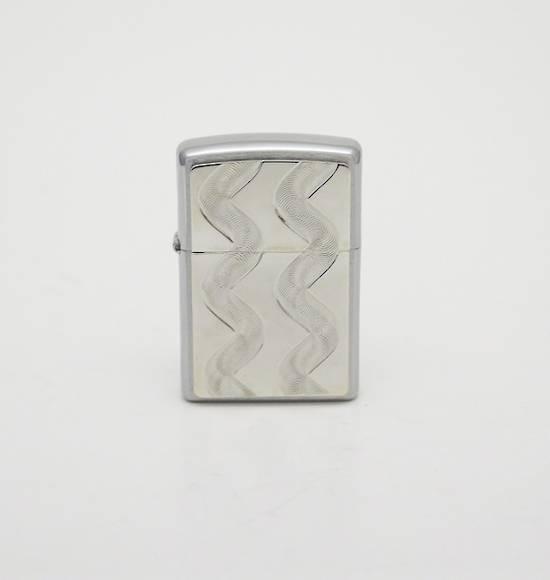 Helical Pattern Zippo Lighter Sale!