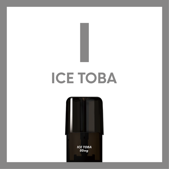 Airscream Cartridge Ice Toba 1.6ml 2pods pk