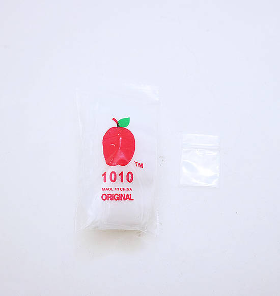 Clear Plastic Bags 1010 A Pack