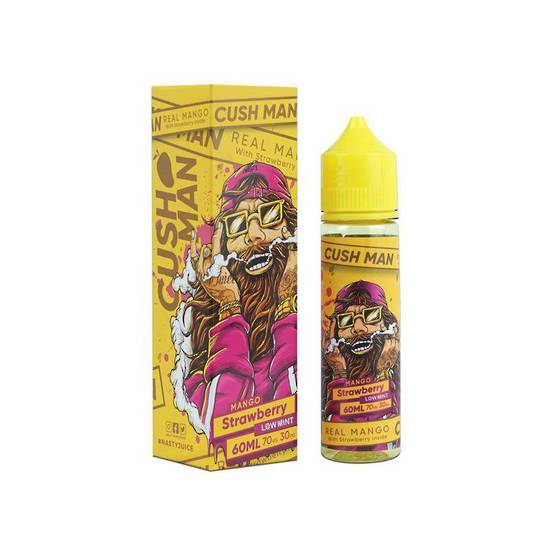 Cushman Strawberry - Nasty premium ejuice 60ml