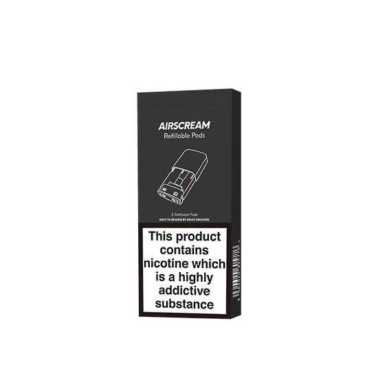 Airscream AirsPops Refillable Pod