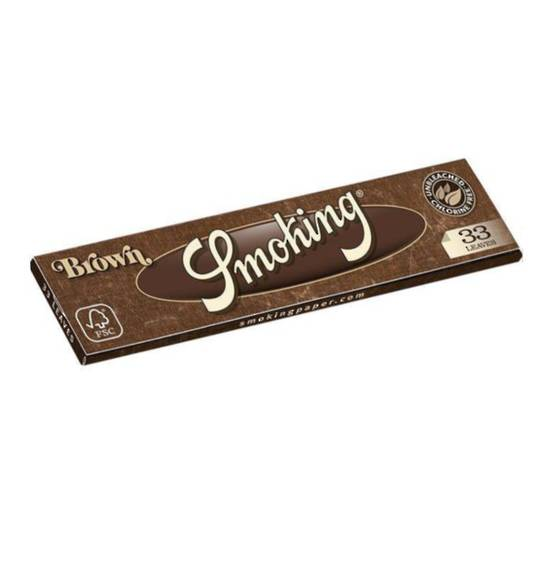 Smoking Brown Kingsize Rolling Paper