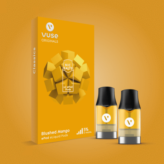 Vuse (Vype) ePod Blushed Mango Cartridges