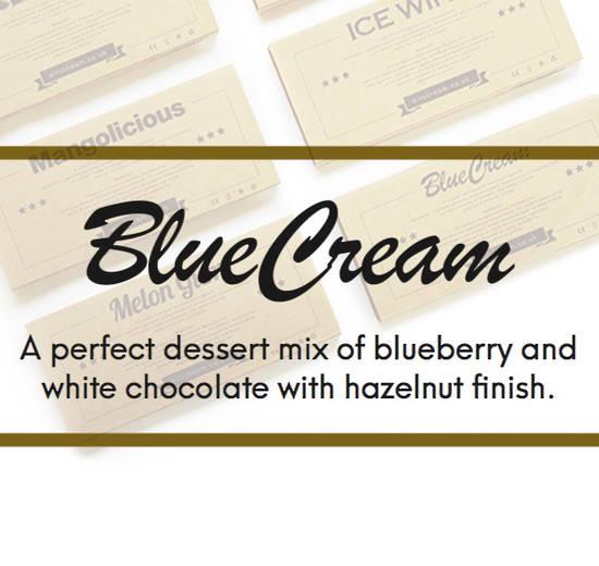 AIRSCREAM AIRSPOPS CARTRIDGE ---Blue Cream