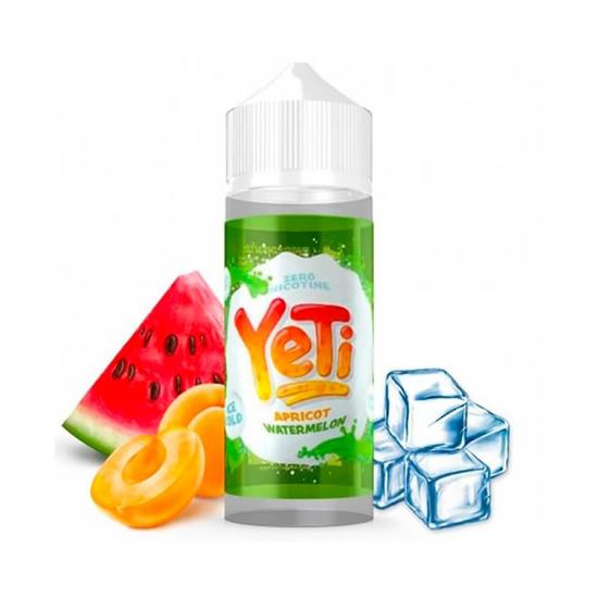 Apricot Watermelon - Yeti e-juice 100ml