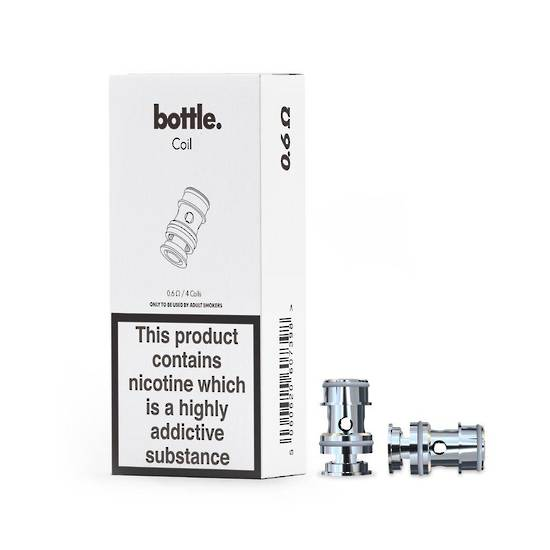 Coil for bottle. by AirsPops