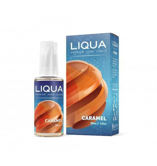 Liqua Element Caramel