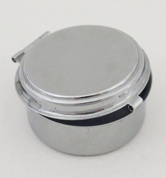 Mini Stainless Steel Ashtray (Circular)