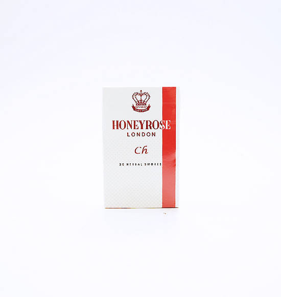 Honeyrose Cherry Herbal Cigarettes 20s