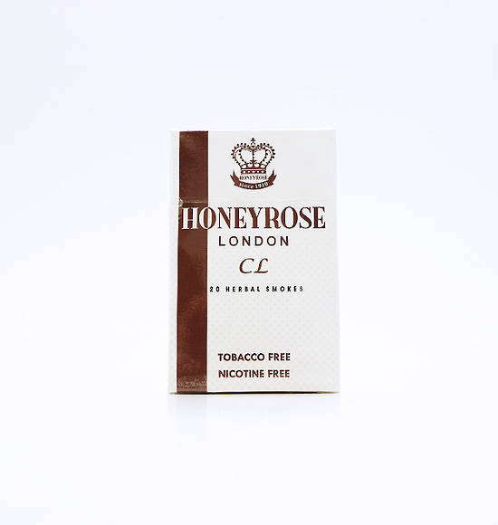 Honeyrose Clove Herbal Cigarettes 20s